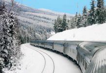 analise do setor de transporte ferrovias nos EUA