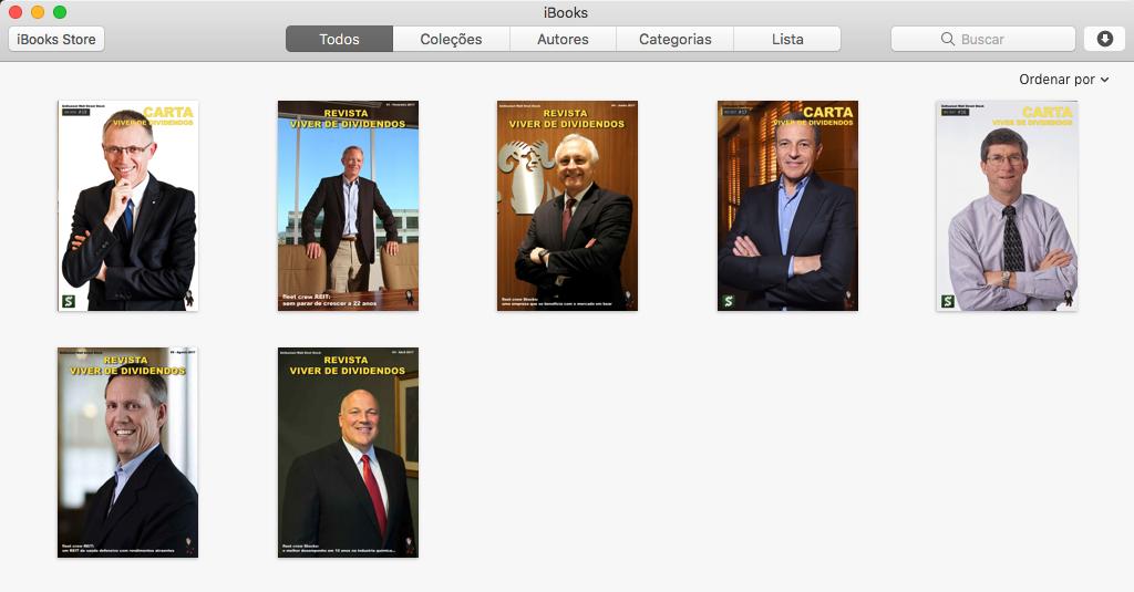 Express no iBooks - Será que sua coleção tá completa como a minha?