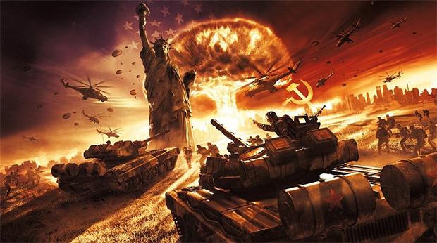 guerra entre Estados Unidos e china