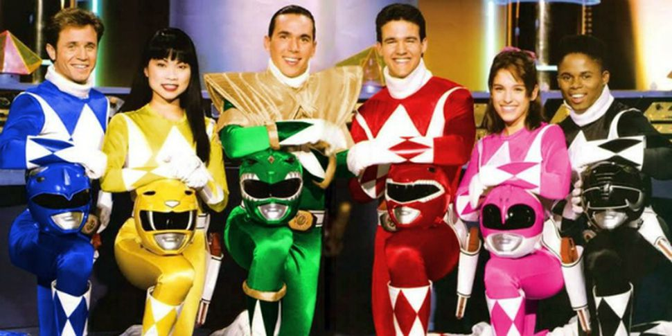 Power Ranger dos REIT de varejo