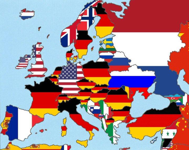 Para quem os países mais exportam