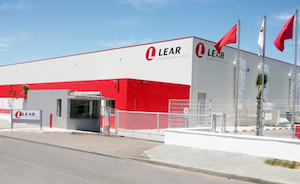 Fabrica da Lear uma ação de crescimento