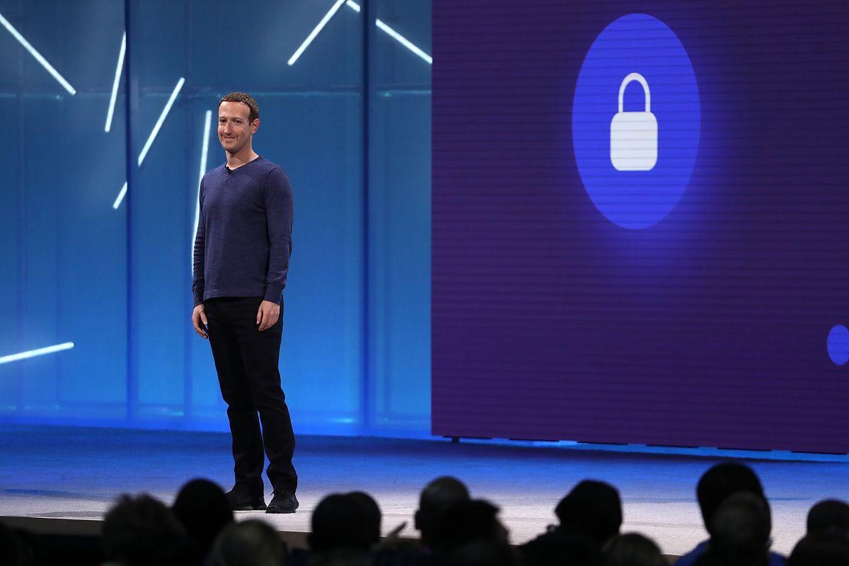 Falência do Facebook