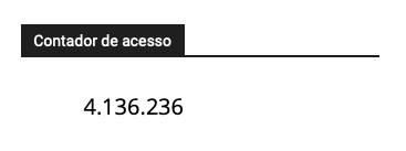 Chegamos nos 4 milhões no blog alguns meses deposi dos 3kk