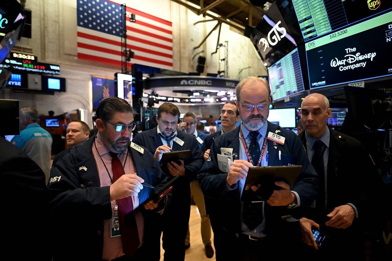 Tivemos 3 circuits breaks nessa segunda-feira na NYSE.